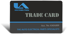 LA Distribution Trade card